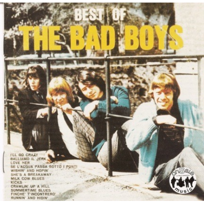 The Bad Boys - The Bad Boys + Bonus Track