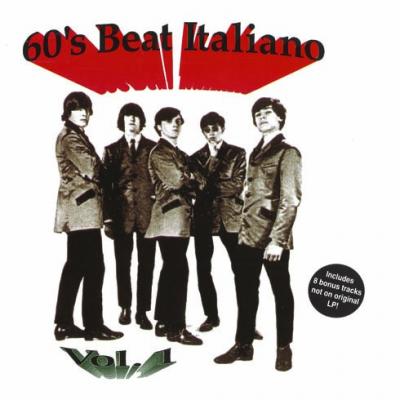 Artisti Vari - 60's Beat Italiano