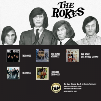 The Rokes - Discografia in...