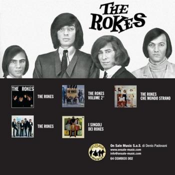 The Rokes - Discografia in...