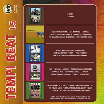 Tempi Beat Box Vol.1-5