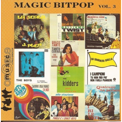 Magic Bitpop Vol.3