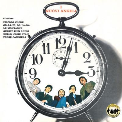 I Nuovi Angeli - I Nuovi Angeli + Bonus Track