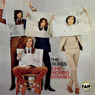 The Rokes - Che Mondo Strano