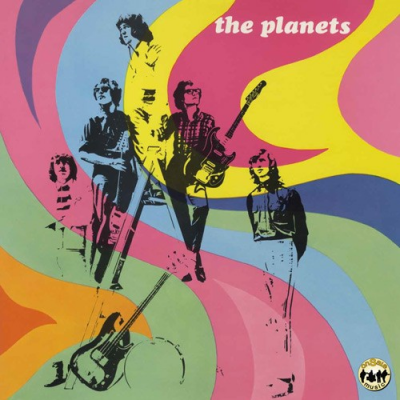 The Planets - The Planets (long playing)