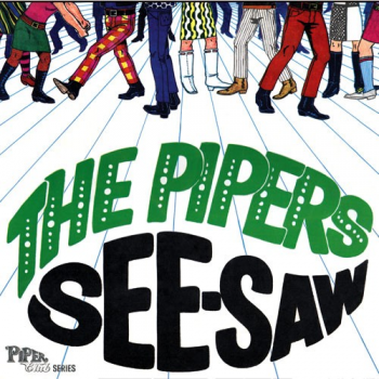 The Pipers - See Saw + Bonus Track