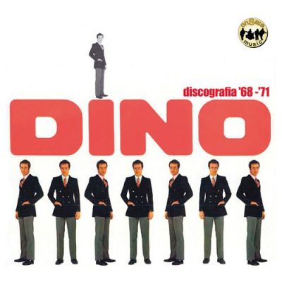 Dino - Dino, discografia '68-'71