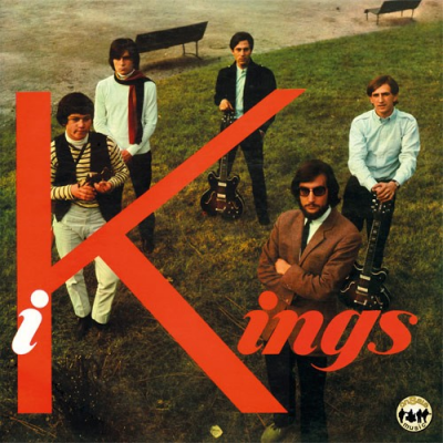 I Kings - I Kings (long playing)
