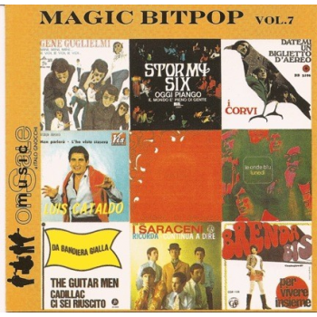 Magic Bitpop Vol.7