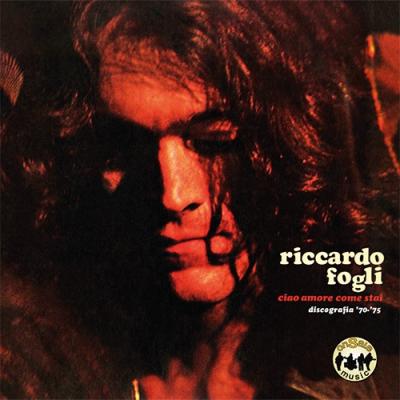 Riccardo Fogli - Ciao amore come stai, discografia '70-'75