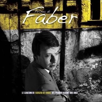 """Fabrizio De Andrè - Prima di Faber, i singoli KARIM 1961/1963 (long playing 10"""")"""