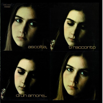 Romina Power - Ascolta, ti racconto di un amore... (long playing)