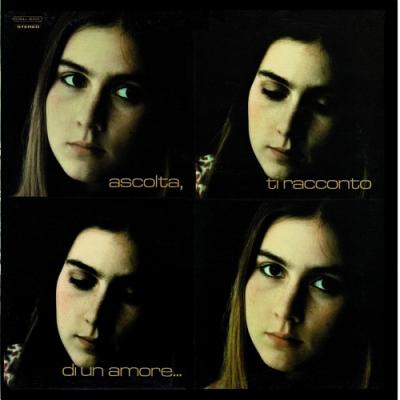 Romina Power - Ascolta, ti racconto di un amore... (long playing)