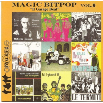Magic Bitpop Vol.9