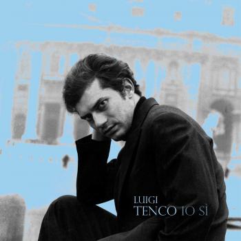 """Luigi Tenco - Io sì (long playing 10"""")"""