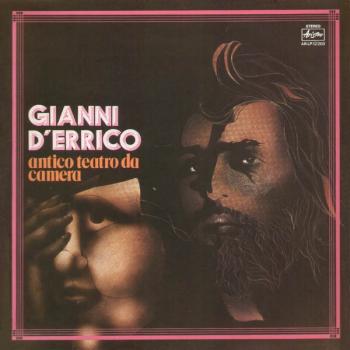Gianni D'Errico - Antico teatro da camera (long playing)