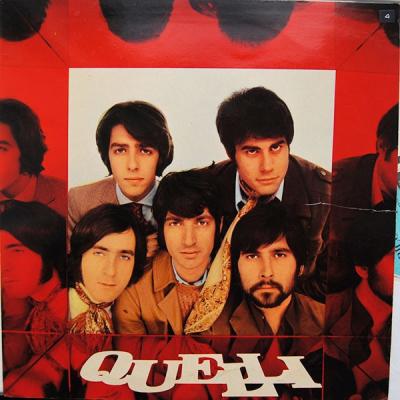 Quelli - Quelli (long playing)