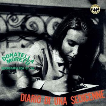 Donatella Moretti - Diario di una sedicenne, discografia RCA '62-'66