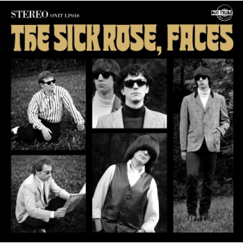 THE SICK ROSE - FACES (1986)