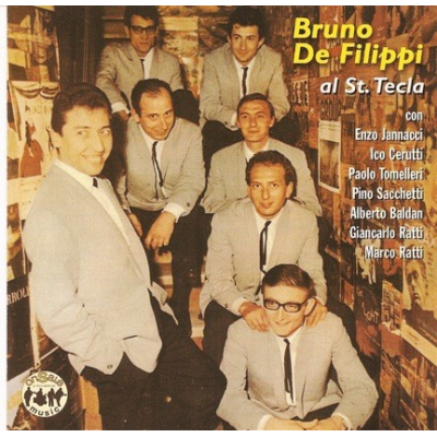 Bruno de Filippi - Al Santa Tecla