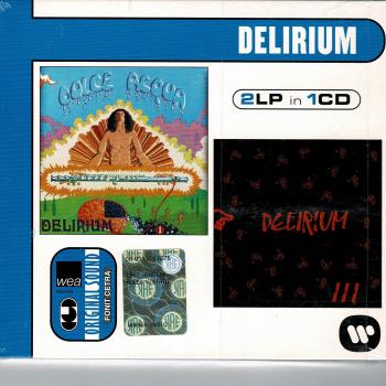 Delirium - Dolce acqua + Viaggio negli arcipelaghi del tempo (c.d.)