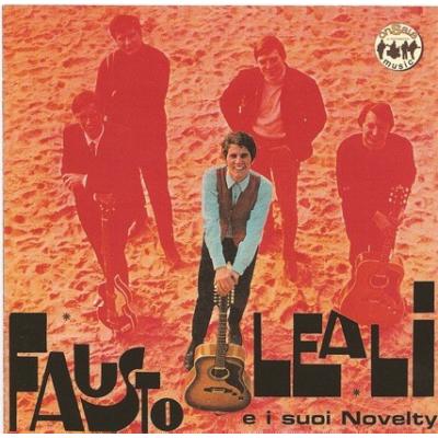 Fausto Leali - Fasto Leali e i Suoi Novelty