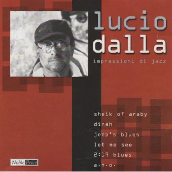 Lucio Dalla - Impressioni di jazz (c.d.)
