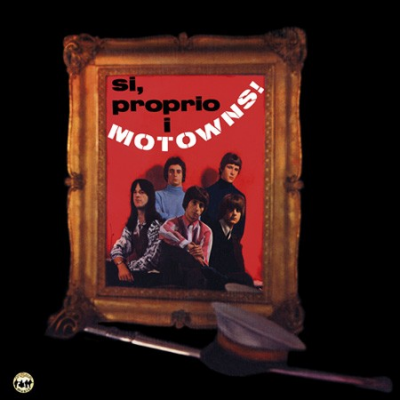 I Motowns - Si, proprio I Motowns !