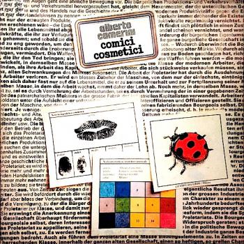 Alberto Camerini - Comici Cosmetici (L.P.)