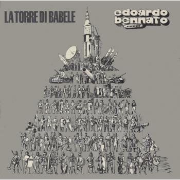 Edoardo Bennato - La Torre di Babele (L.P.)