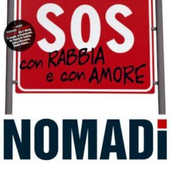 Nomadi - Con rabbia e con amore (L.P.)