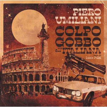 Piero Umiliani - Colpo gobbo all'italiana (L.P.)