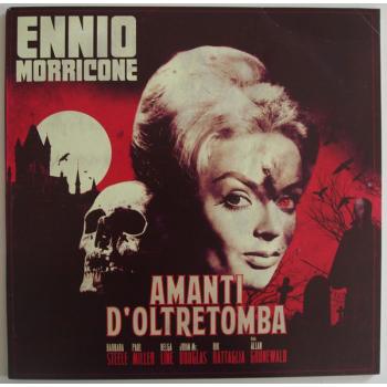 Ennio Morricone - Amanti D'Oltretomba (L.P.)