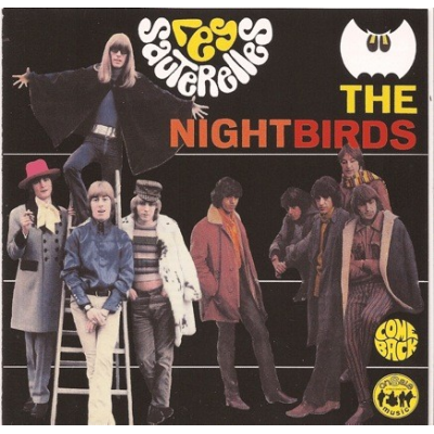 Les Sauterelles & The Nightbirds - I Singoli