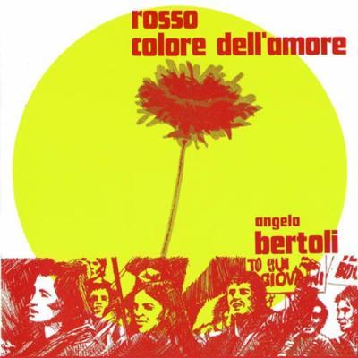 Pierangelo Bertoli - Rosso colore dell'amore (1974)