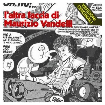 Maurizio Vandelli - L'altra faccia di Maurizio Vandelli (1970)