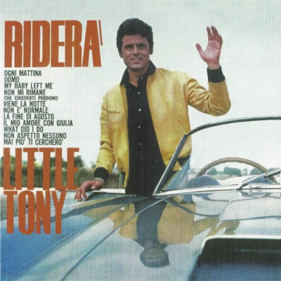 Little Tony - Riderà (1966)