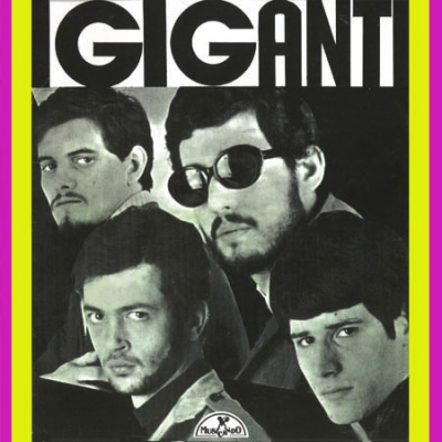 I Giganti - I Giganti (1966)