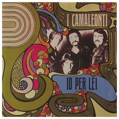 I Camaleonti - Io per lei (1968)